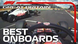 A Nail-Biting Finale And The Top 10 Onboards | 2020 British Grand Prix | Emirates