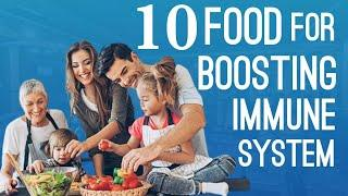 Top 10 foods for boosting immune system II Top 10 foods in the world #Top 10 videos unlimited