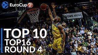 7DAYS EuroCup Top 16 Round 4 Top 10 Plays