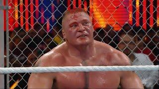WWE 16 February 2020 - Brock Lesnar Totally Destroyed By The Undertaker at Hell in a Cell 15.
