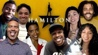Hamilton's original cast rank the best Hamilton songs | PopBuzz Meets