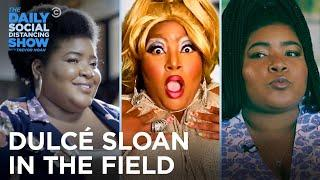 The Best of Dulcé Sloan In The Field | The Daily Social Distancing Show