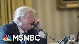President Donald Trump's Unsecure Communications | Deadline | MSNBC
