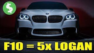 Cât te costă să întreții un BMW F10?