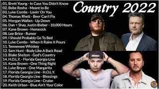 Top New Country Songs Right Now 2022 - Country Music Playlist 2020 - Latest Country Hits
