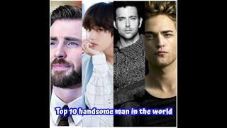 Top 10 handsome man in the world || Handsome man in the world || Let's spread love ❤️