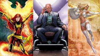 Top 10 Telepaths superheros of Marvel cinematic universe