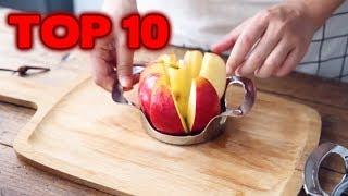Top 10 Best Kitchen Gadgets Aliexpress Amazon Products 2020 | Tech Review
