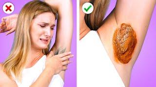Life Hacks For Girls! 12 Beauty Hacks, Relatable Situations & Girly Awkward Moments by Crafty Panda