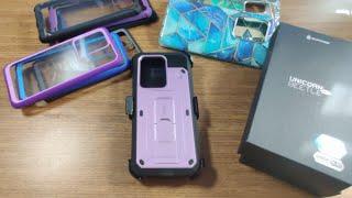 Samsung Galaxy S20 Ultra Cases! i-Blason & Supcase!