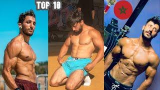 Top 10 Moroccan Athletes In Street Workout