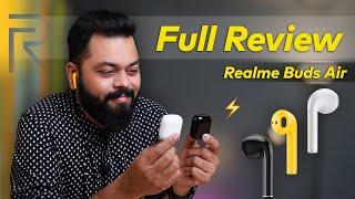 Realme Buds Air FULL REVIEW after 10 Days Usage ⚡⚡⚡ MUST WATCH Before You Buy!