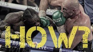 How Did Tyson Fury Overpower Deontay Wilder?   Wilder vs Fury 2 Analysis