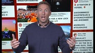 Joel Klatt's Top 10 and debates on College Football Playoff rankings