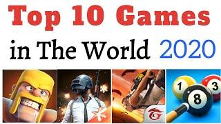 Top 10 Games in the world || top 10 games for Android || top 10 games || top games