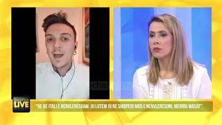 Flet shqiptari, në spitale nuk ka vend, koronavirusi kaos në Itali - Shqipëria Live, 10 Mars 2020