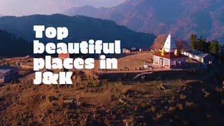 some beautiful places in jammu and kashmir || top 10 Heart touching place/pawan Raizada 2