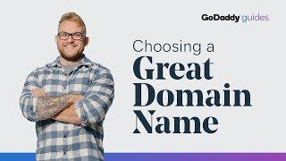 10 Tips for Choosing a Great Domain Name