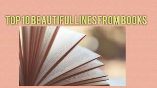 Top 10 beautiful book lines। Books lovers lines