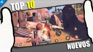 Top 10 Juegos Para Android & iOS Nuevos | ¡Yes Droid!