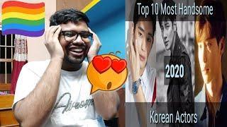 Top 10 Most Handsome Korean Actors(PRIDE MONTH SPECIAL)