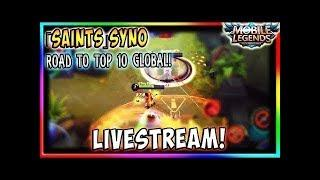 Ranked with Saints! Road To Top 10 Global! | Mythical Glory Ranked