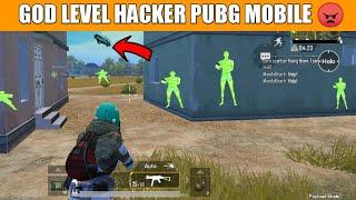 PUBG MOBILE GOD LEVEL HACKER ! SEASON 10 ASIA TOP 3 HACKER PUBG MOBILE