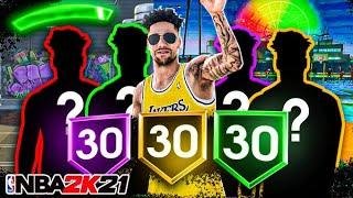 TOP 5 POINT GUARD BUILDS ON NBA 2K21! MOST OVERPOWERED POINT GUARD BUILDS ON NBA 2K21