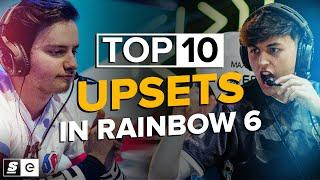 The Top 10 Upsets In Rainbow Six Siege