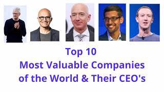 Top 10 Most Valuable Companies of the World II Hurun's List of Most Valuable Private Companies