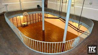 The Oldest Basketball Court in the World