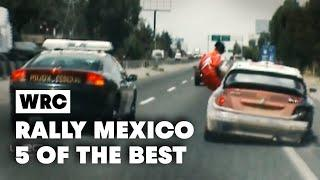 5 Memorable Moments From Rally Mexico | WRC 2020