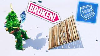 *NEW* BUILDINGS Are BROKEN!! - Fortnite Funny and Daily Best Moments Ep. 1464