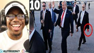 10 Secret Service Tactics that are Insane REACTION!