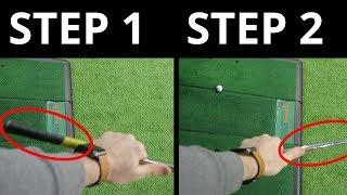 THIS SIMPLE DRILL WILL CHANGE YOUR SWING FOREVER