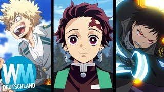 Top 10 Animes 2019