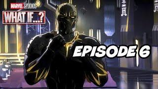 Marvel What If Episode 6 Iron Man Killmonger TOP 10 Breakdown, Easter Eggs and Ending Explained