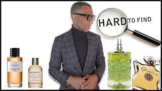 Top 10 Fragrances | Most Complimented Fragrances | Hard To Find Gems