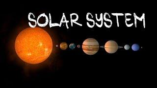 TOP 10 AMAZING FACTS ABOUT SOLAR SYSTEM || Exploring our Solar system || WORLD GK ||