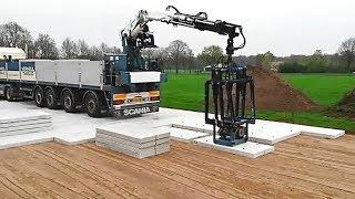 7 AMAZING TECHNOLOGIES FOR FAST ROAD CONSTRUCTION