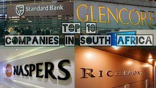 Top 10 companies in South Africa| and their CEOs (10 - 1)