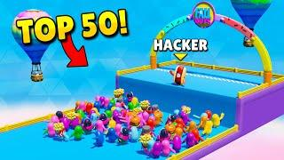 TOP 50 FUNNIEST FAILS IN FALL GUYS (Part 3)