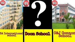 Top 10 School's In India and their location 2020 || Best school's in india