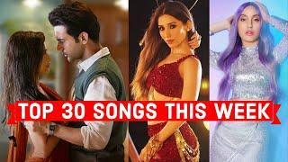 Top 30 Songs This Week Hindi/Punjabi 2020 (October 18) | Latest Bollywood Songs 2020
