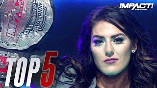 Top 5 Must-See Moments from IMPACT Wrestling for Mar 10, 2020 | IMPACT! Highlights Mar 10, 2020