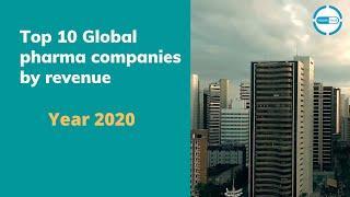 Top 10 (Ten) Global Pharmaceutical Companies 2020 | Top Ranking Pharma Companies In The World