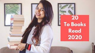20 Books To Read In 2020 I Life Changing Books