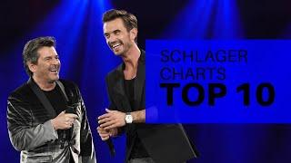 SCHLAGER CHARTS TOP 10 HITS