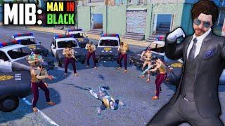MIB : Man in Black in Pubg | Pubg Movie | Pubg Short Film