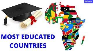 Top 10 African Countries With the Highest Literacy Rate